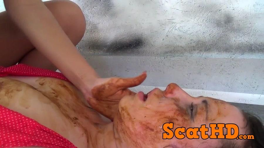 Diana sky, Slave patricia - Scat Smother - I Shit In Your Mouth Bitch - By Diana Sky [FullHD 1080p]