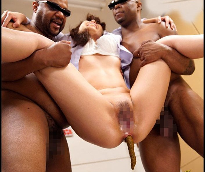 Tima - Elite Female President Lifted Black People! Feces Anal Destruction Aoi Hirano [HD 720p]