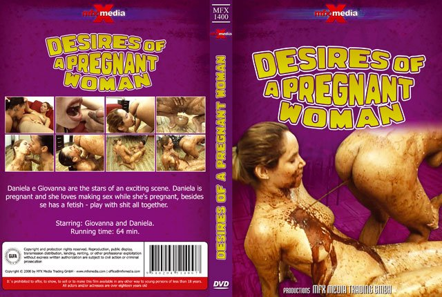 Giovana, Daniela - Desires of a Pregnant Scat Woman [SD]