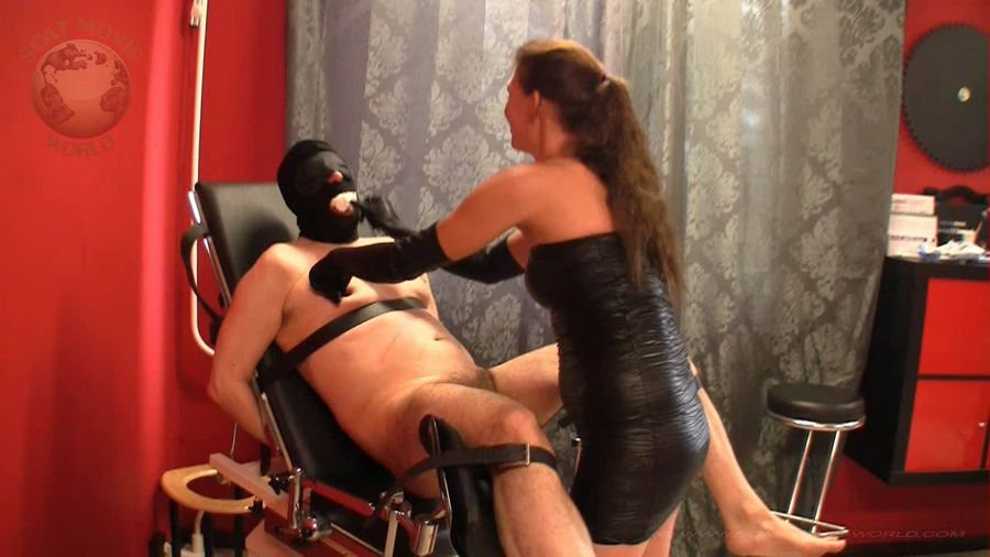 scat-movie-world - Gyn Chair Torture [HD 720p]