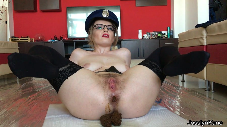 JosslynKane - A Dirty Police Officer [FullHD 1080p]