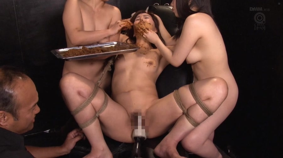 Nose Hook, Acme - OPUD-256 Scat-My Lovers' Scat Punishment [HD 720p]