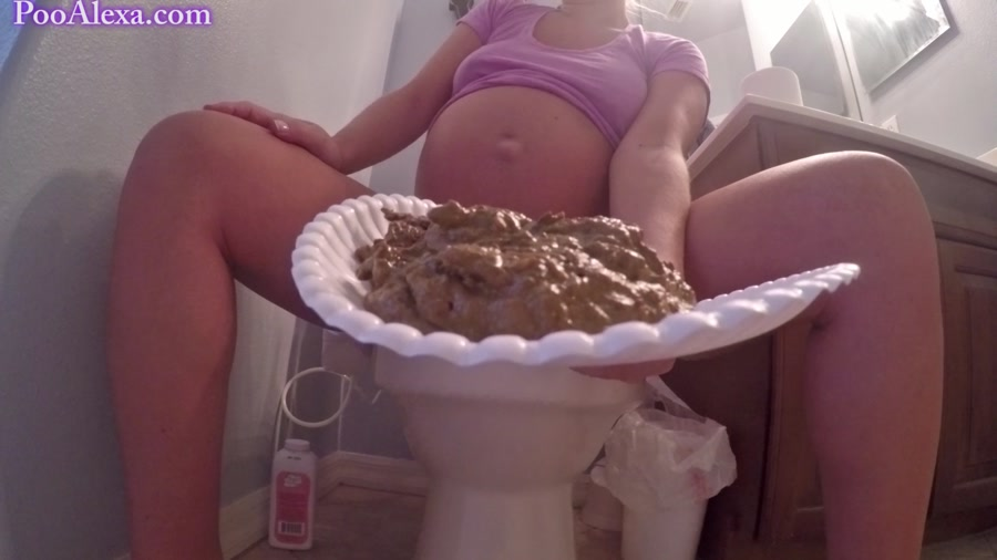 PooAlexa - Turds Weeks in My Shi [FullHD 1080p]