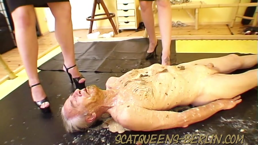 Lady Grace - First Time P2 - ScatqueensBerlin [HD 720p]