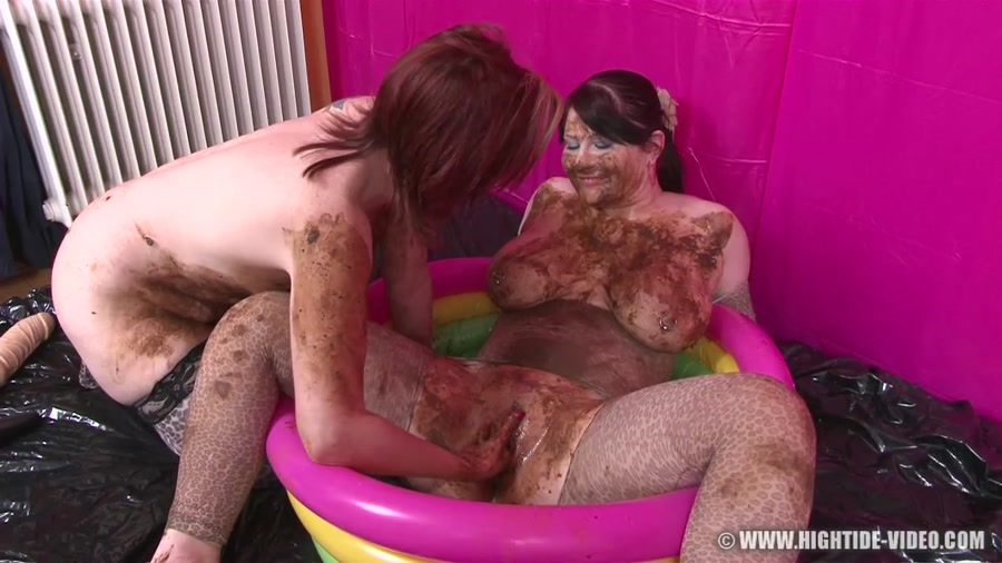 Louise Hunter, Prettylisa, 1 Male - Pretty Lisa & Louise Hunter - Shit Eater 4 [HD 720p]