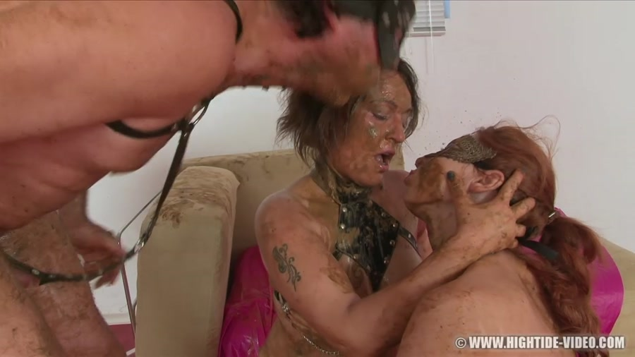 Regina Bella, Gina, 1 Male - SCAT SUBMISSION 2 [HD 720p]