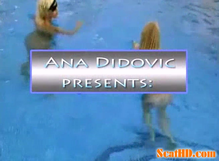 Ana Didovic - Two Girls One Turd [SD]