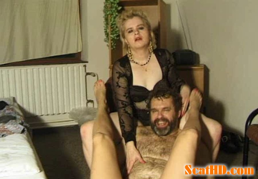 MilfScat - Dirty scat hobby Part 3 [SD]