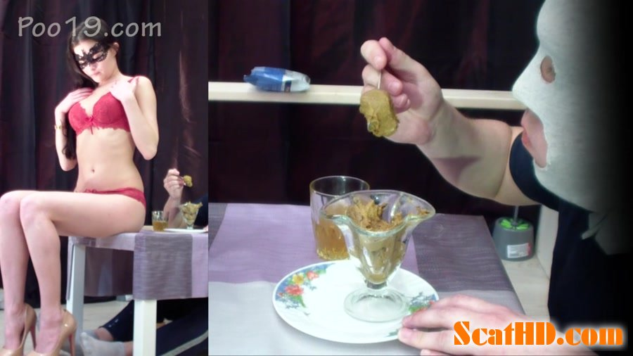 Smelly Milana - Very tasty dessert from Christina [FullHD 1080p]