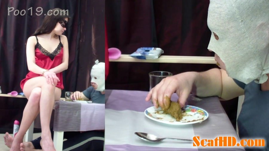 Smelly Milana - Shit was a lot, the taste and smell was amazing [FullHD 1080p]