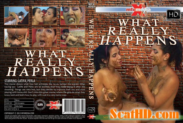 Latifa, Perla - What Really Happens MFX-4065 [HD 720p]