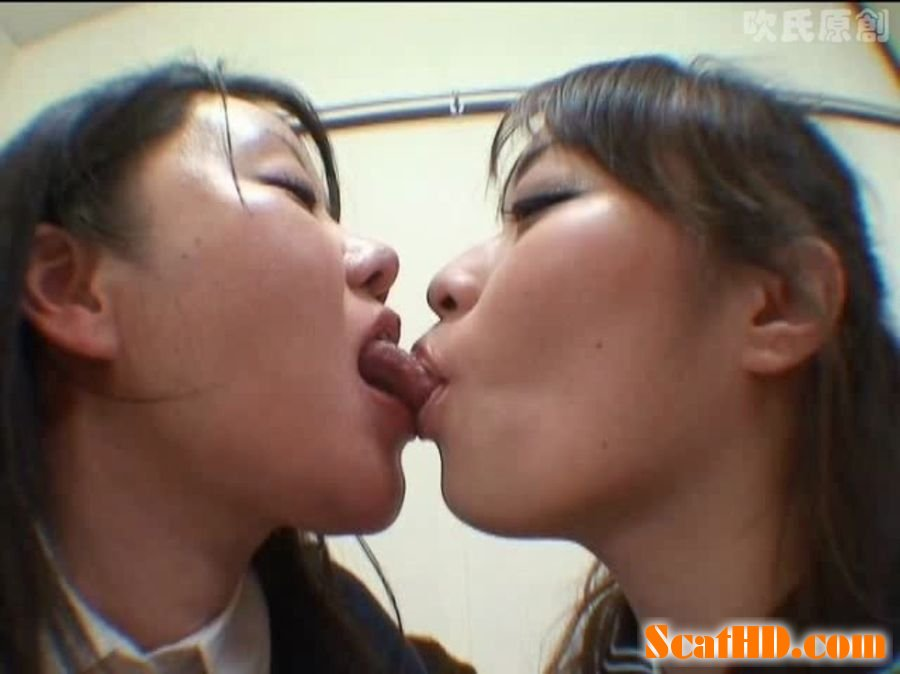 Various amateurs - ODV-250 Three daughters dirty clothes in the manure [DVDRip]