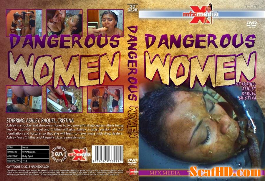 Ashley, Raquel, Cristina - SD-3229 Dangerous Women [HD 720p]