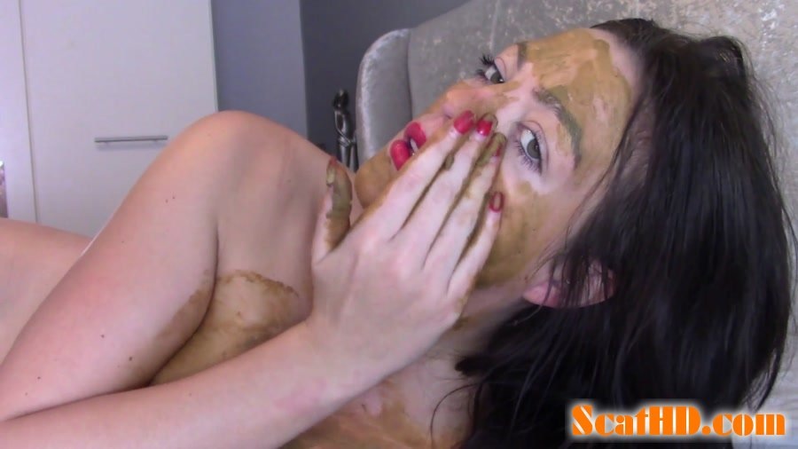 Evamarie88 - Dirty Talking Scat Play [FullHD 1080p]
