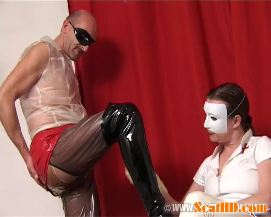 rubber clinic dirty talk porno