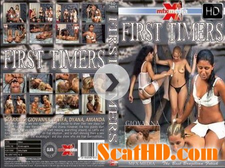 Giovanna, Latifa, Dyana, Amanda - SD-3061 First Timers [HD 720p]
