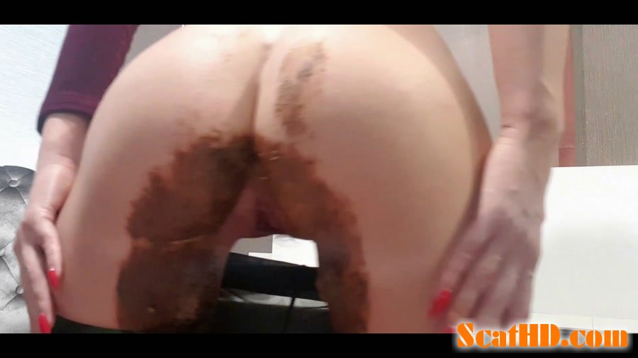 thefartbabes - Shiny Tights Poop JOI [FullHD 1080p]