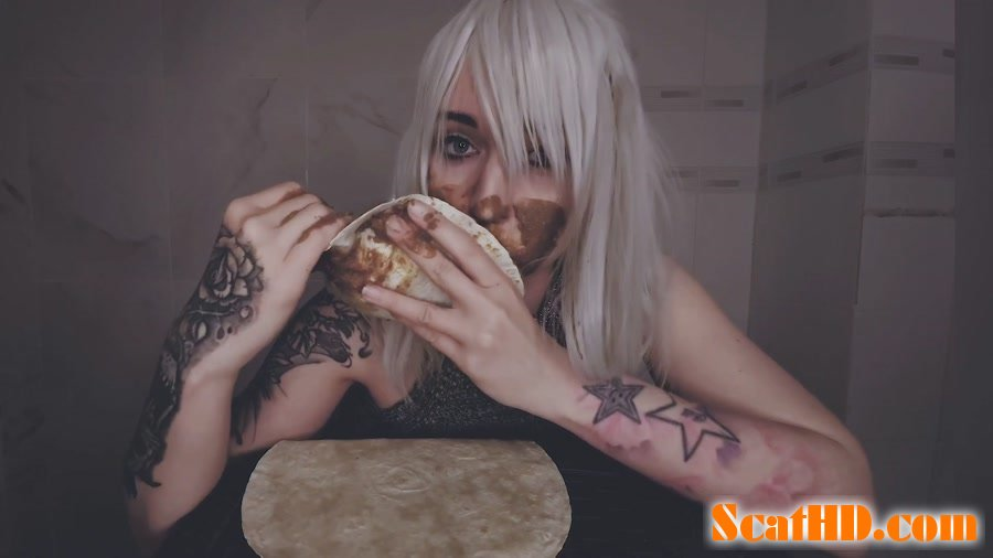 DirtyBetty - She wants to FEED me her SHITTY [FullHD 1080p]