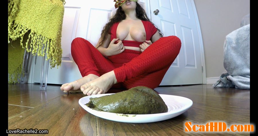 LoveRachelle2 - Auntie Gives You Farts… And A Stinky Meal! [UltraHD 4K]