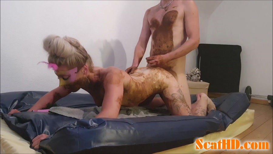Versauteschnukkis - Fuck each other and fuck a dildo (2/2) [FullHD 1080p]