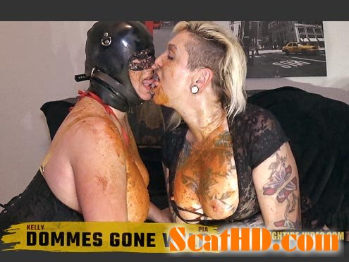 Pia, Kelly - DOMMES GONE WILD [HD 720p]