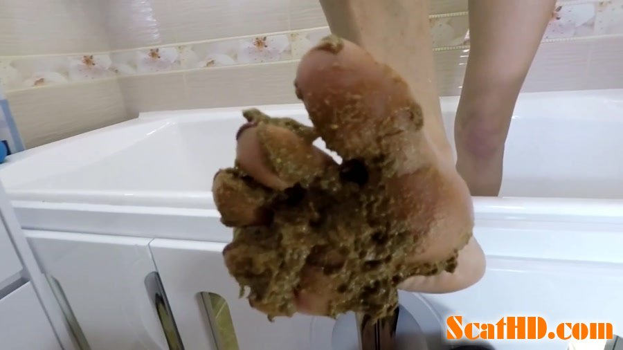 Mistress Emily - Toilet Slave Swallow My Shit [FullHD 1080p]