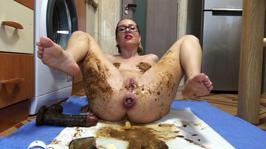 Download Anal Sperm Enema Download Dirty Trailer Selfsuck Own Face Shitting Slut